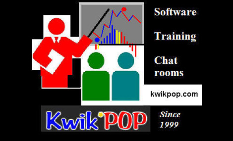 About   KWIKPOP Trading Software